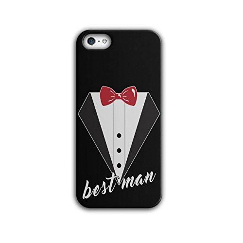 Hochzeit Zeit Beste Mann Bromance iPhone 5 / 5S Hülle | (Ideen Männer Kostüme Für Beste)
