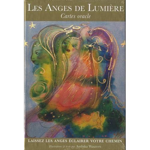 Les anges de lumière : Cartes oracles. Laissez les anges éclairer votre chemin