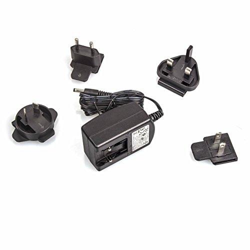 Stromkabel/Ladekabel Netzteil Ladegerät AC Adapter-für DVE DSA 12CA 12 120100 (Dve Ac Adapter)