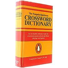 Penguin Quickway Crossword Dictionary