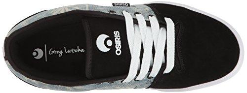 Osiris DECAY 21018028 Herren Skateboardschuhe Hang/Loose/Lutzka