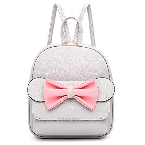 Epig Eltern-Kind-Umhängetasche | Fashion Bow Knot Schultasche für Studenten | Reisetasche -