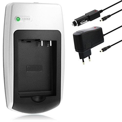 Ladegerät DMW-BLD10(E) für Panasonic Lumix DMC-G3 | DMC-GF2 | DMC-GX1
