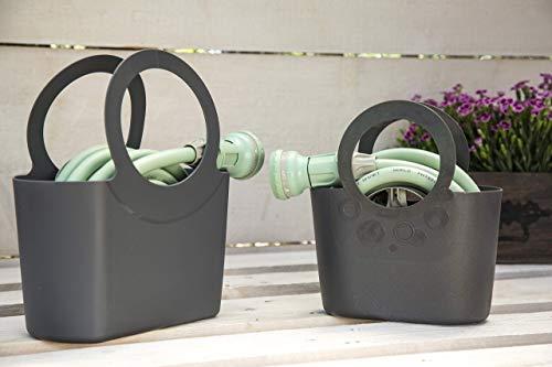 Idroeasy Magic Soft Smart 30 Metri, Il Tubo Estensibile da Giardino Che Si estende Fino a 3 Volte la Sua Lunghezza Iniziale Made in Italy