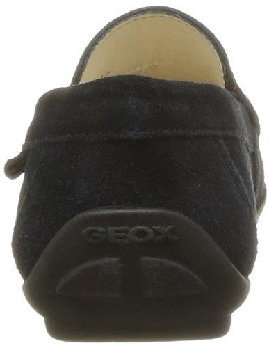 Geox  J Fast B,  Jungen Slipper , blau - Bleu (C4002) - Größe: 41 EU -