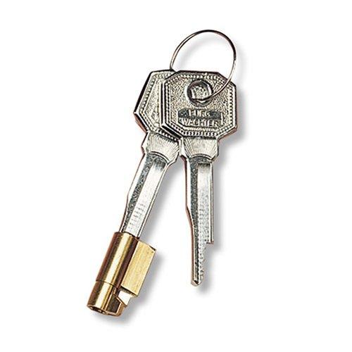 Preisvergleich Produktbild Burg Wächter Schlüssel Block/Verriegelung Durchmesser 6mm für Möbelschloss