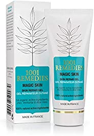 1001 Remedies Acne Treatment - Made in France, all Natural & Vegan Dark Spot Remover for Face & Body-