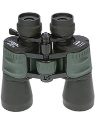 Dörr Alpina Pro - Prismáticos (8-20x, 50 mm), color verde y negro
