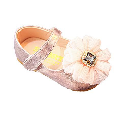 funkeln Juwel Taufe Schuhe Party Schuhe Rosa 19.5(12-15 Monate) ()