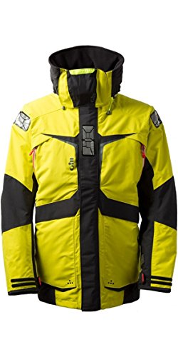 Gill Wasserdichte Hose (Gill 2017 OS2 Jacket Bright Lime OS23J Sizes- - Medium)