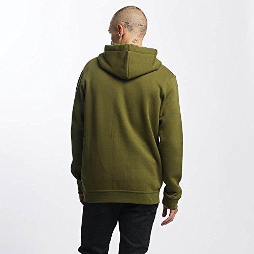 Cyprime Uomo Maglieria / Hoodies con zip Road Verde