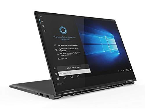"""Lenovo Yoga 730 Grigio Ibrido (2 in 1) 39,6 cm (15.6"""") 3840 x 2160 Pixel Touch screen 1,8 GHz Intel® CoreTM i7 di ottava generazione i7-8565U"""
