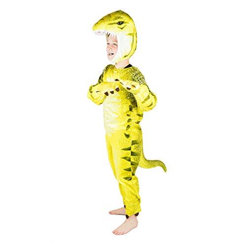 Bodysocks® Dinosaurier Kostüm für Jungen (5-6 Jahre)