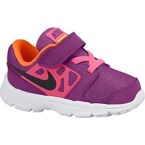 Nike Downshifter 6 (Td) Calzature, Viola / Rosa / Bianco