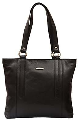 Longhorns Women's Handbag (Black, LH-0599-01)