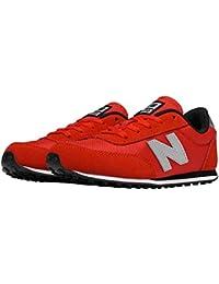 New Balance Zapatilla Jr KL410 Red