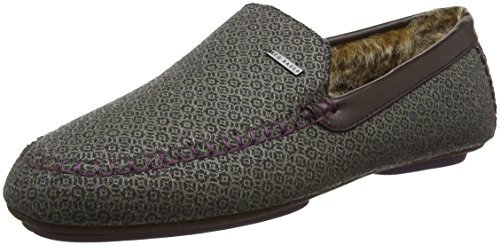 Ted Baker Moriss, Chaussons homme Multicolore - Multicolor (Dark Green/Dark Blue)