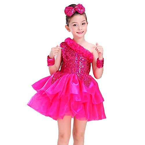 HUO FEI NIAO Tanz Kostüm - Mädchen Jazz - Mädchen Jazz Kostüme