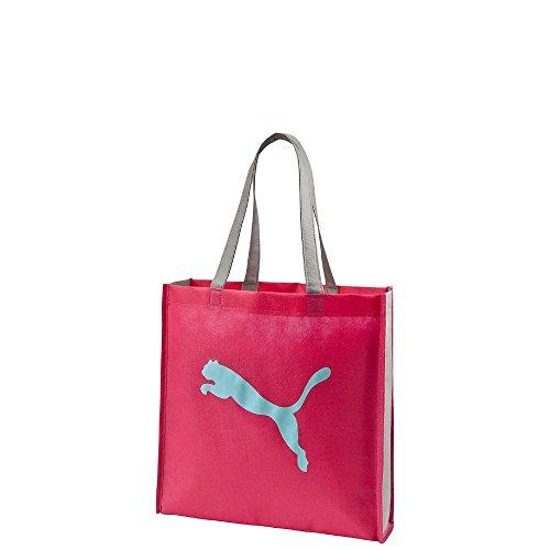 PUMA Sporttasche Shopper Einheitsgröße Weiß/Blau/Rot