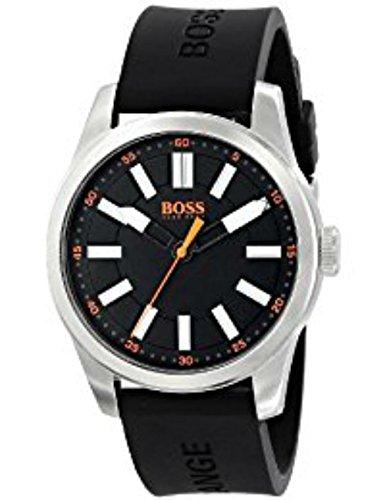 Boss Orange montre 1512936Big Up Affichage analogique à quartz Noir pour homme par Hugo Boss