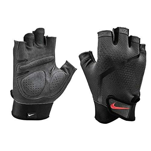 Nike Herren Mens Extreme Fitness Gloves 937 Anthracite/Black/lt c Handschuhe L