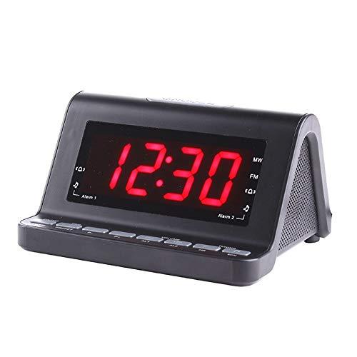 CattleBie 1.2 Control Reloj Pulgadas LED Digital Radio