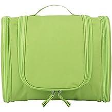 Viaggi Toilette Borsa Trucco Cosmetico Portatile Organizzatore e Rasatura Kit Uomini Caso Cosmetico Hanging Bagno e Grooming Kit bagagli