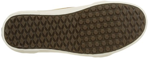 Vans Sk8-hi Mte, Unisex-Erwachsene Hohe Sneakers Braun (mte/honey/leather)