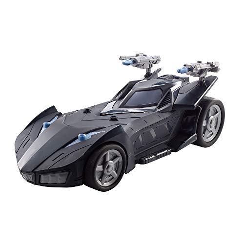 Justice League Mission Car Batmobile attack missiles (Mattel FVM60)