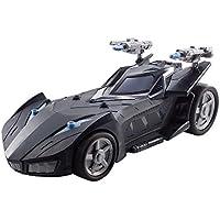 Justice League Mission Coche Batmóvil misiles de ataque (Mattel FVM60)