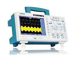 Hantek DSO5072P Digital Oscilloscope, 70 MHz Bandwidth, 1 GSa/s, 7.0 Display
