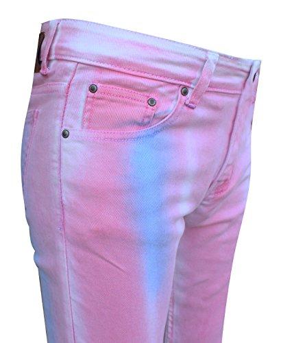 James Carter Damen Jeanshose Rosa Pink Rosa - Pink