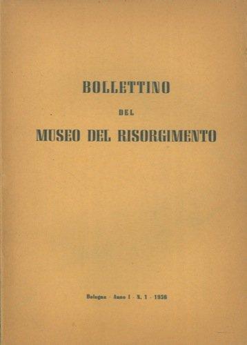 Un patriota bolognese del Risorgimento : Savino Savini (1813-1859) .