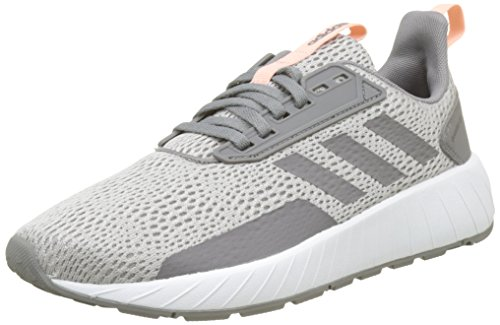 adidas Damen Questar Drive Gymnastikschuhe  41 1/3 EUGrau (Grey Two F17/Grey Three F17/Hi-res Orange S18)