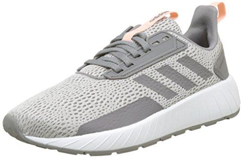 adidas Damen Questar Drive Gymnastikschuhe  37 1/3 EUGrau (Grey Two F17/Grey Three F17/Hi-res Orange S18)