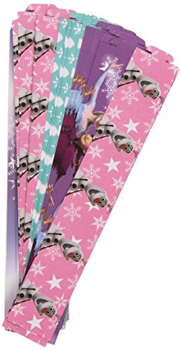 Disney Amscan International 3,9cm Frozen Papier Kette Girlanden (Kostüm Ideen Disney-halloween-party)