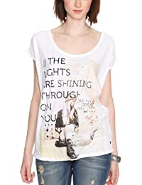 QS by s.Oliver - 49.405.32.3828 - T-Shirt Femme