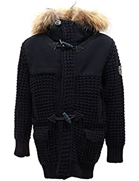 4692T montgomery bimbo NHAV blu giaccone cappotto jackets coats kids