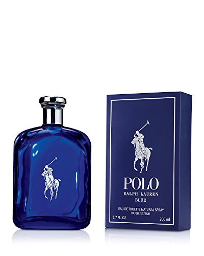 Ralph Lauren Polo Blue EDT for Men, 200ml