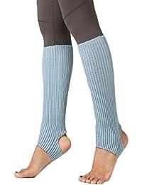 Amazon.fr   guetre danse - Bleu   Chaussettes et collants   Femme ... fa18b99bf9d
