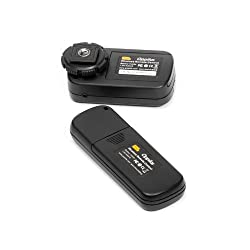 Pixel Oppilas Rw-221dc2 Wireless Shutter Release For Nikon - Multi-colour