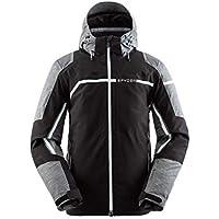 SPYDER Titan GTX Chaqueta esquí/Snow, Hombre, Black Ebony, L