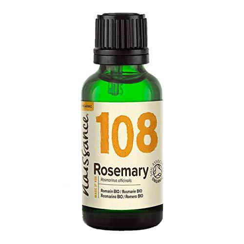 Naissance Rosmarin 30ml Bio Zertifiziert 100% naturreines ätherisches Öl