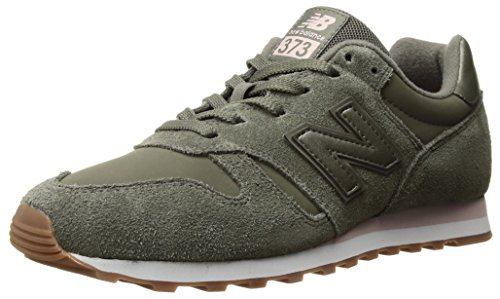 New Balance 373, Zapatillas para Mujer, Marrón (Light Khaki), 37.5 EU
