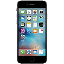 "Apple iPhone 6s, 4,7"" Display, SIM-Free, 32 GB, 2015, Space Grau (Generalüberholt)"