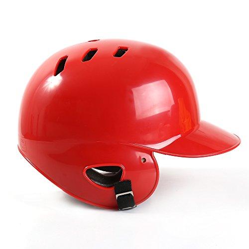 Lixada Équipement de Baseball de Casque de Combat Dur Masculin et Féminin de Base-Ball de Baseball Adulte