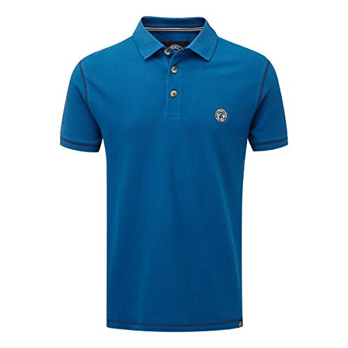 TOG 24–Holt–neublau–Male–Polo da uomo Blu