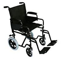 Betterlife Deluxe Transit Travel Portable Folding Wheelchair