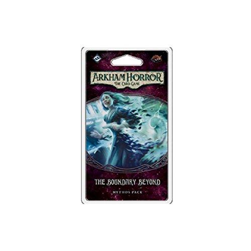 Fantasy Flight Games FFGAHC21 The Boundary Beyond Mythos Pack: Arkham Horror LCG Exp, Mehrfarbig -