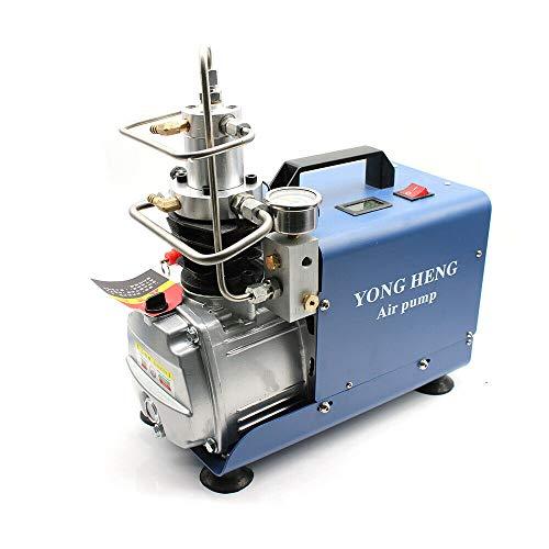 MOMOJA Compresseur d'air Electrique Pompe à Air Portable Haute Pression 30Mpa